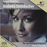 Prokofiev: Violin Concertos Nos. 1 & 2 (2012-09-25)