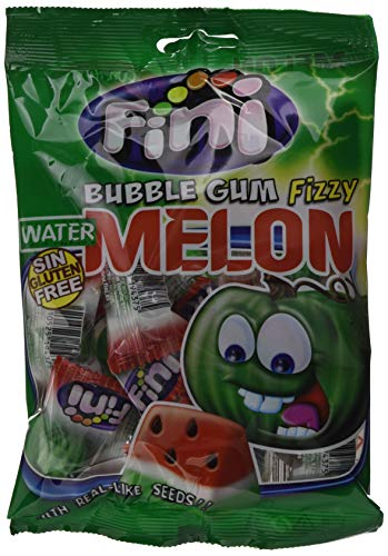 Fini Booom Bubble Gum Watermelons, 12er Pack (12 x 80 g)