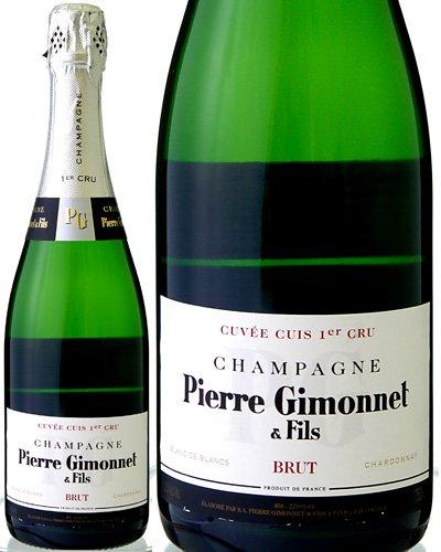 ピエール・ジモネ&フィス(Pierre Gimonnet & Fils)『ブリュット・キュイ・プルミエ・クリュ ブラン・ド・ブラン』