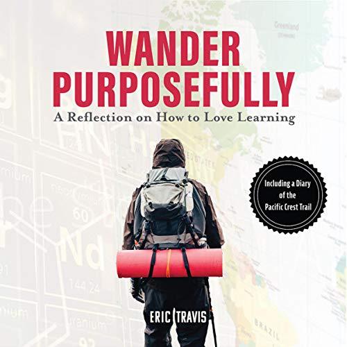Wander Purposefully audiobook cover art