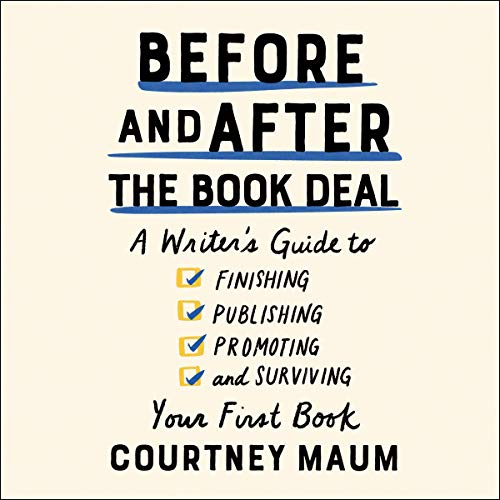 Before and After the Book Deal book cover