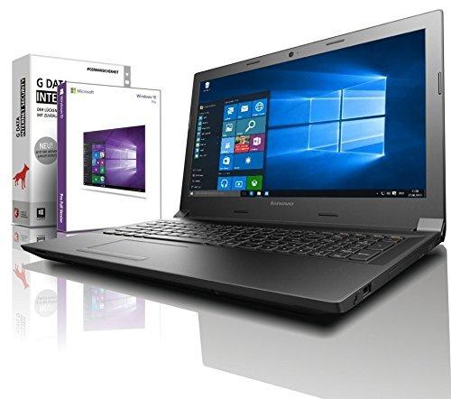 Lenovo (15,6 Zoll) Notebook (Intel N4200 4 x 2.50 GHz, 8GB RAM, 750GB HDD, Intel HD Graphic, HDMI, Webcam, Bluetooth, USB3.0, WLAN, Win10 Pro 64 Bit) [geprüfte erneut verpackte Originalware] #5498
