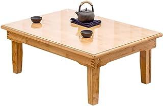 日本市場で強力 コーヒーテーブルバンブースモールテーブルローテーブルミニコ..