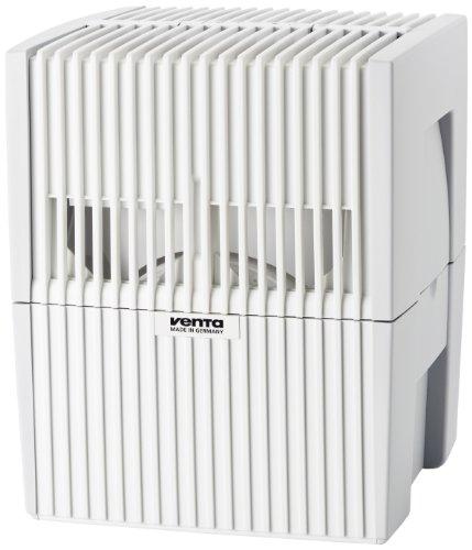 Venta Original Luftwäscher LW15, Luftbefeuchter für Räume bis 25 qm, Weiß-Grau