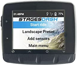 Stages Dash L50 GPS Cycling Computer with EverBrite Screen