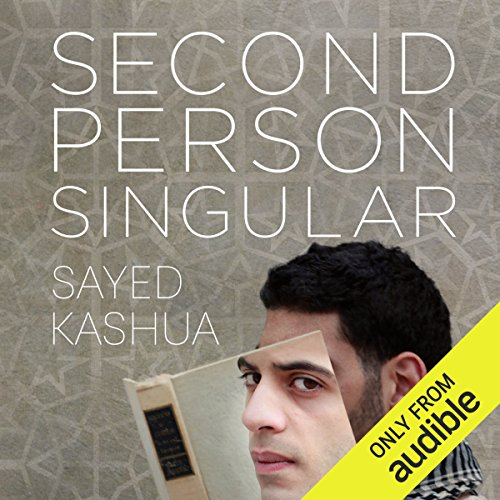 Second Person Singular audiobook cover art