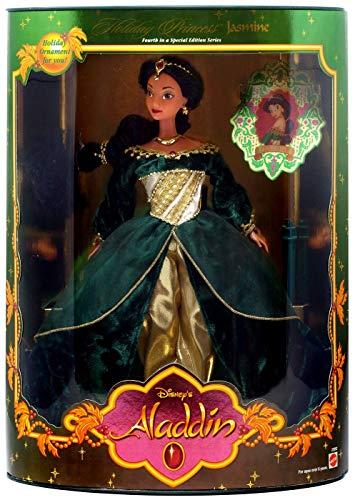 Disney Aladdin Holiday 1999 Princess Jasmine Doll