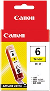 Canon BCI6Y Yellow