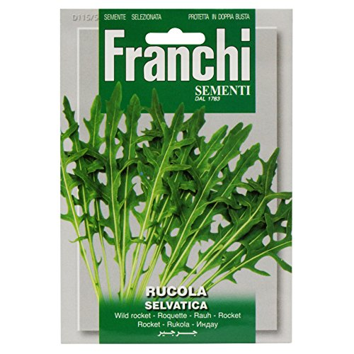 Seeds of Italy Ltd Franchi Roquette Sauvage