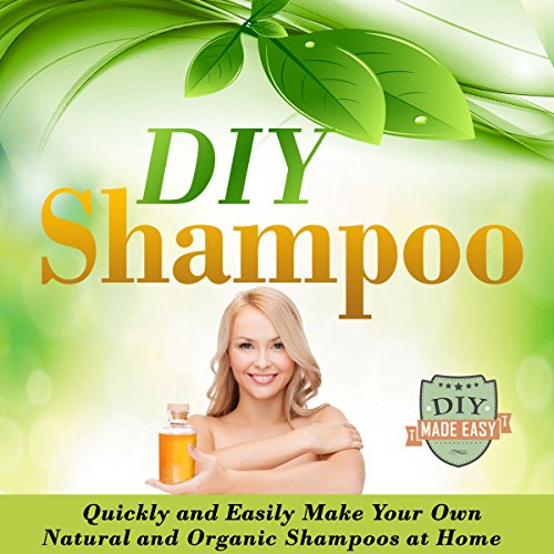 DIY Shampoo audiobook cover art