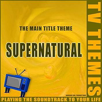 The Main Title Theme - Supernatural