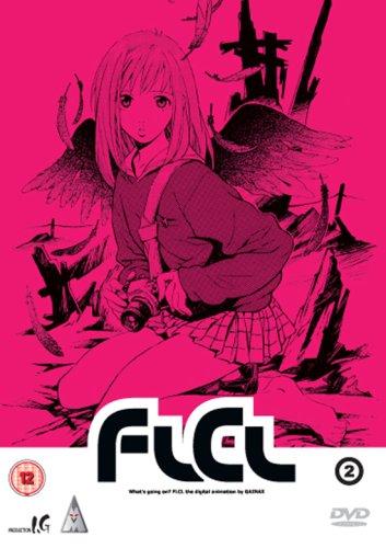 Flcl Volume 2 [Reino Unido] [DVD]