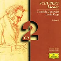 Schubert: Lieder - Vol. 2 (2009-12-08)