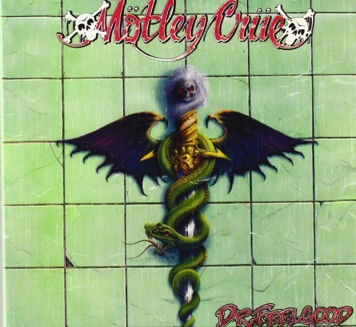 Dr. Feelgood [Limited Edition Mini Vinyl Replica CD] by Mötley Crüe (2011-11-22)