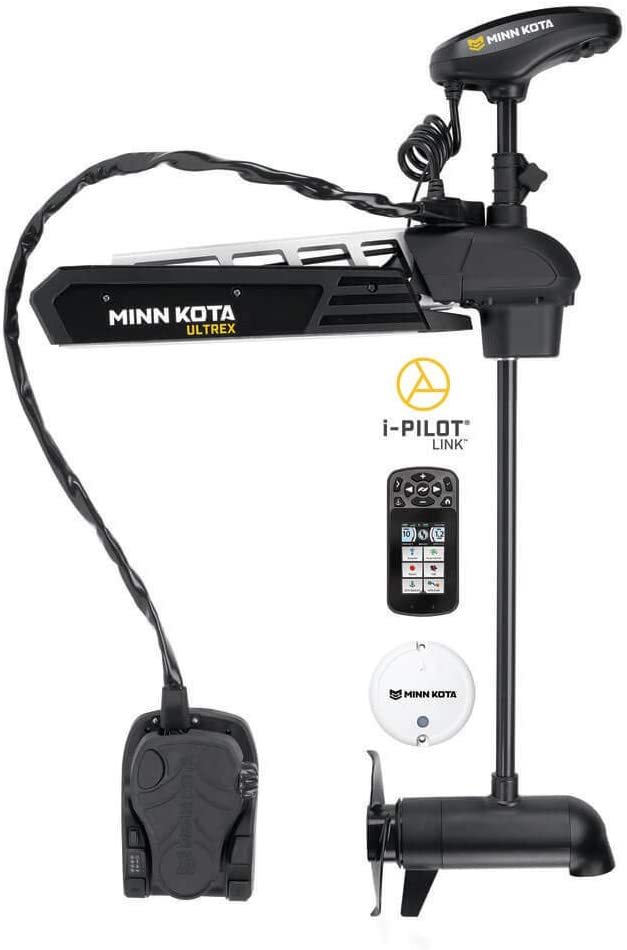 2021 Minn Kota Ultrex Freshwater Bow-Mount Motor with SEAL limited product Sonar Universal