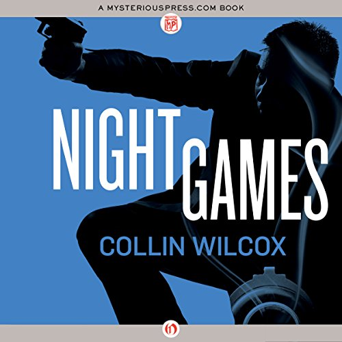 Night Games audiobook cover art