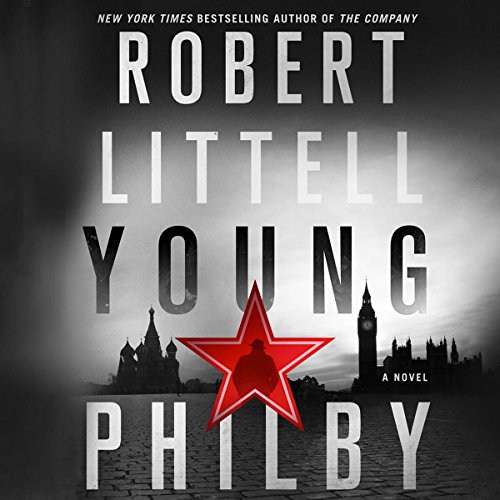 Young Philby audiobook cover art