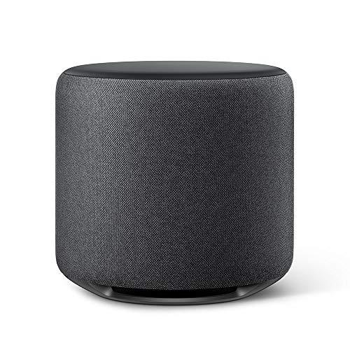 Echo Sub - Il potente subwoofer per il tuo Echo - Richiede un dispositivo Echo e un servizio di musica in streaming compatibili