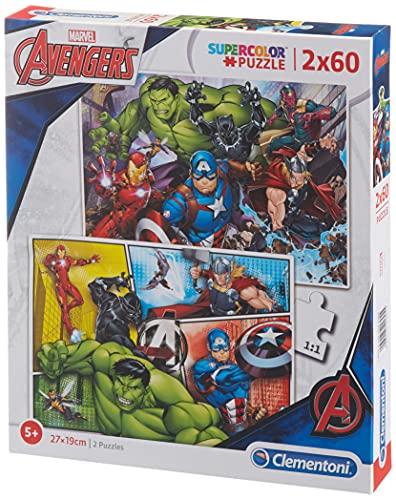 Clementoni 2 Puzzles 60 Piezas The...