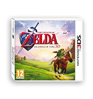 Nintendo 3DS Zelda Ocarina of Time (B005BCPE0S) | Amazon price tracker / tracking, Amazon price history charts, Amazon price watches, Amazon price drop alerts