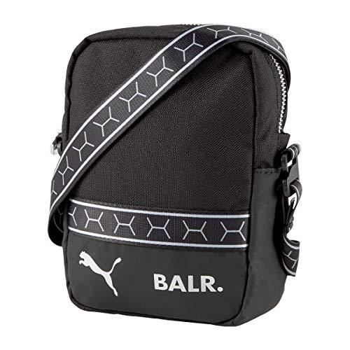 PUMA X BALR Portable Tasche Schwarz F01