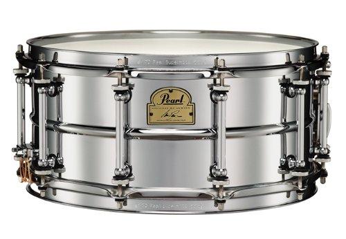 6. Pearl IP1465 Ian Paice Signature Snare Drum 14 x 6.5 in