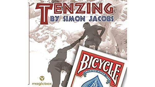 SOLOMAGIA Tenzing (Gimmick And Online Instructions) by Simon Jacobs - Dvd e Didattica - Giochi di Magia e Prestigio