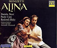 Donizetti Alina [2CD] by Various Artists