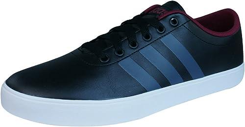 adidas Neo Easy Vulc VS Baskets Hommes/Chaussures-Black-43.5 ...