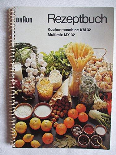 rezeptbuch für braun-küchenmaschine KM...