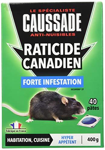 CAUSSADE CARPT400 Raticide...