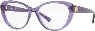 VE3246B - 5160 EyeGlasses TRANSPARENT VIOLET 52mm