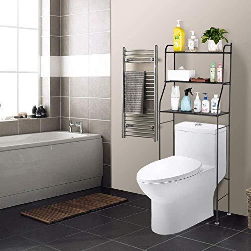 Top 10 best selling list for corner cabinet space saver storage toilet paper holder