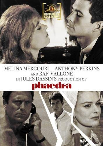 Phaedra by Melina Mercouri