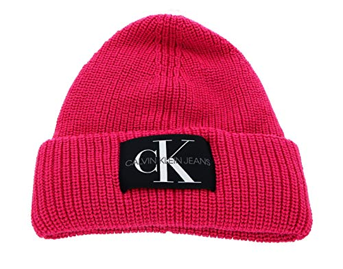 Calvin Klein CKJ Beanie Pink Glo