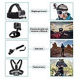 Zoom IMG-1 accessori action cam kit 77