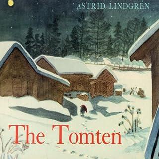 The Tomten audiobook cover art