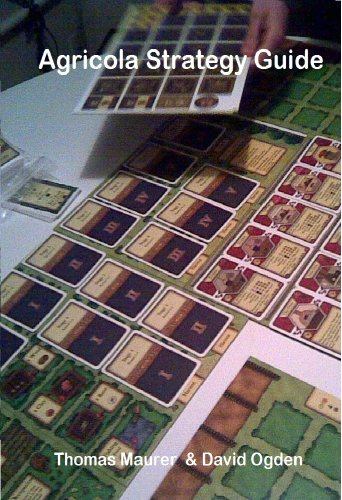 Agricola Strategy Guide (English Edition)