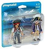 PLAYMOBIL Duo Pack Figura con Accesorios, Multicolor, Talla Única (6846)