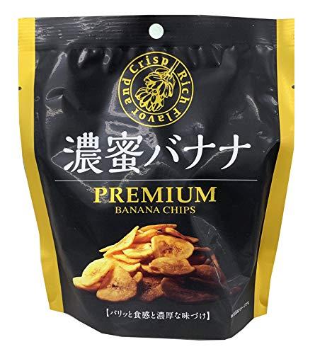 MD 濃蜜バナナ 70g ×12袋