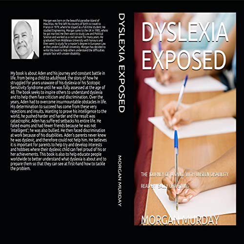 Dyslexia Exposed cover art