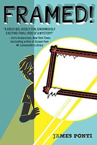 Framed! (English Edition)