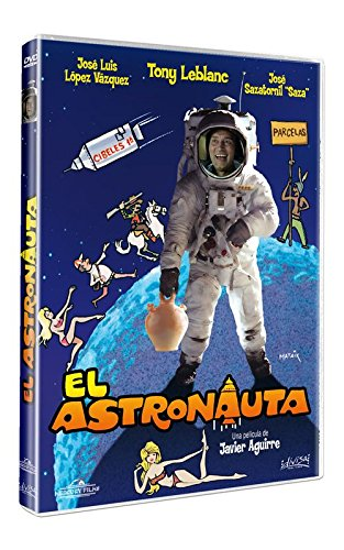 El astronauta [DVD]