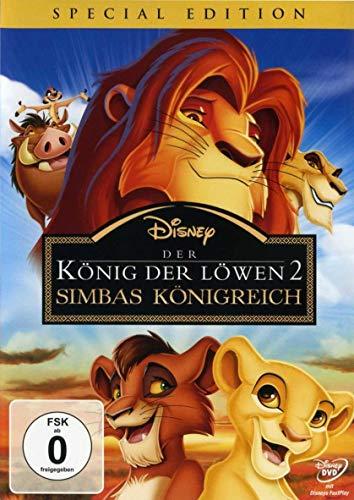 Der König der Löwen 2 - Simbas Königreich - Special Edition (Walt Disney`s Original)