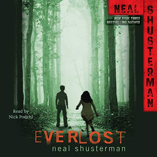 Everlost  By  cover art