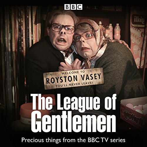 The League of Gentlemen TV Series Collection cover art