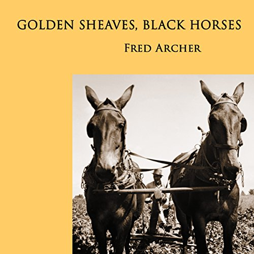『Golden Sheaves, Black Horses』のカバーアート