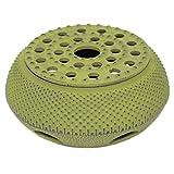 Grün Hobnail Small Dot Japanische Gusseisen Tetsubin Teekanne Kerze Stövchen (f15364–1) ~ Wir zahlen Ihre Umsatzsteuer