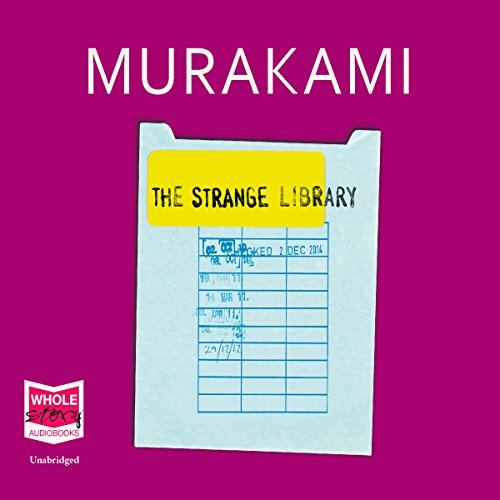 The Strange Library cover art