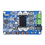 Diymore TDA7492P 50W+50W CSR8635 2x50W Dual Channel Stereo Amplifier DIY Module Wireless Digital Bluetooth 4.0 Audio Receiver Amplifier Board with Heatsink